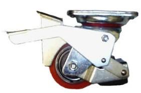 machine leveling caster